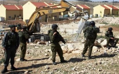 اسرائيل تواصل توسعة البناء الاستيطاني في سلفيت