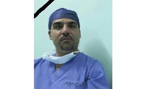 نقابة الأطباء تعلن الحداد العام إثر مقتل الدكتور محمد أبو ريشة