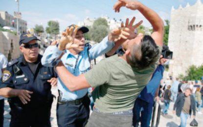%13 من القدس ما تبقى للفلسطينيين
