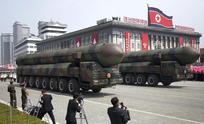 كوريا الشمالية تدين العقوبات وترفض التفاوض على برنامجها النووي