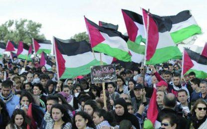 مسيرة الاعلام الصهيونية فشلت